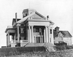 The Pi Chapter house shortly after construction in 1898.